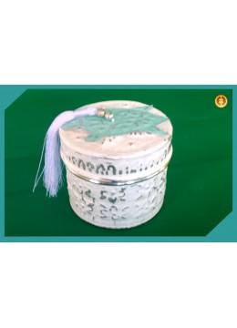 Production Handmade Alumunium Tin Boxes Wedding Accessoriess