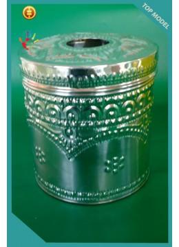 Top Model Handmade Alumunium Tin Boxes Wedding Accessoriess