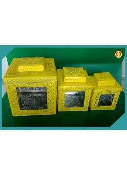 Top Selling Handmade Alumunium Tin Boxes Wedding Accessoriess