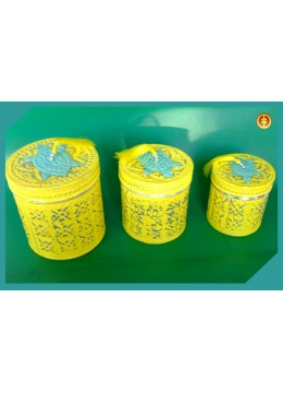 Low Price Handmade Alumunium Tin Boxes Wedding Accessoriess