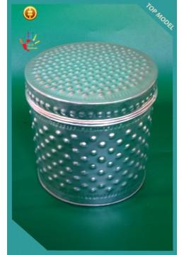 Production Handmade Alumunium Tin Boxes