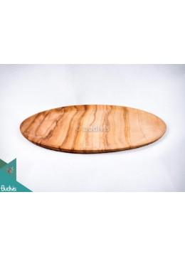 Wooden Plate Medium