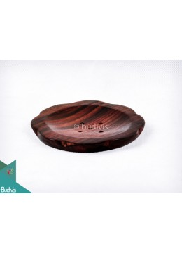 Wooden Incense Standing Place Flower Small