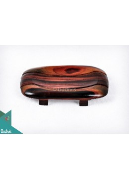 Wooden Dock For Bowl Cup Decorative