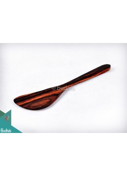 Wooden Rice And Soup Spoon Medium