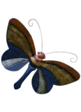 Butterfly Decor Iron Arts