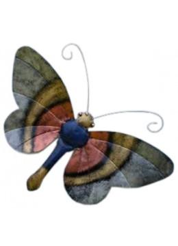 Butterfly Decor Iron Arts