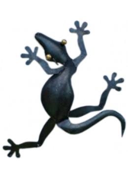 Gecko Decor Iron Arts