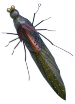 Insect Decor Iron Arts