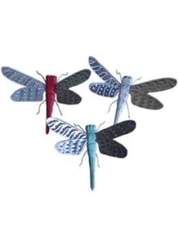 Dragonfly Decor Iron Arts