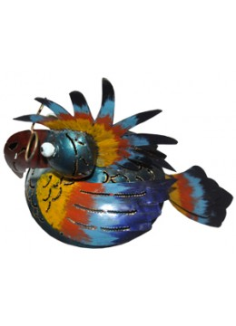 Parrot Insect repellent Iron Arts