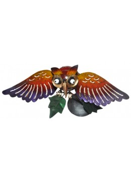 Owl Iron Arts