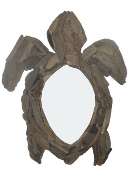 Turtle Recycled Driftwood