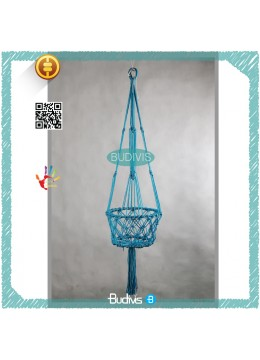 Blue Sky Wholesale Plant Hanger Hanging Macrame Handmade