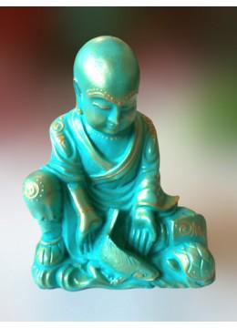 From BaliResin Monk Statue