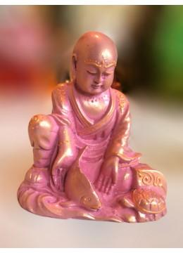 Bali Resin Monk Statue