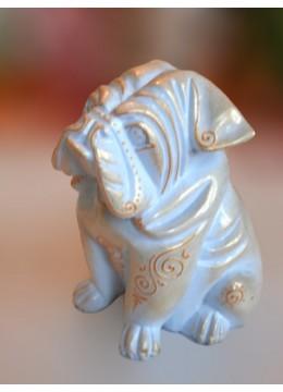 Top Selling Resin Bulldog statue