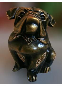 Top Sale Resin Bulldog statue