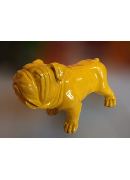 Top Model Bali Resin Bulldog statue