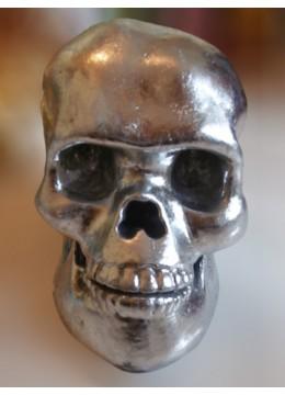 in Handmade Skull Sculpture Statue