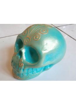 Cheap Skull Sculpture Statue