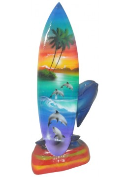 Beach painting Surfing Air Brash