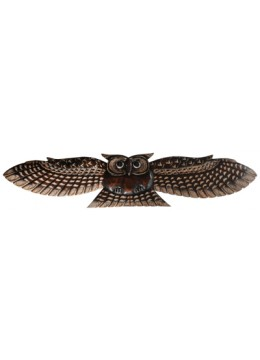 Owl Flying Wall Decor