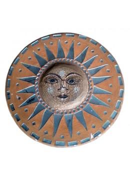 Hanging Sun Glass Circle