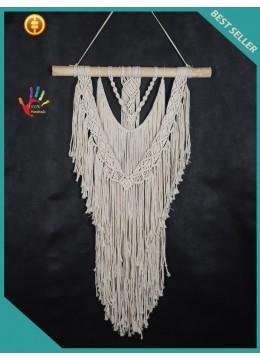 Factory Bali Wall Hanging Macrame Handmade