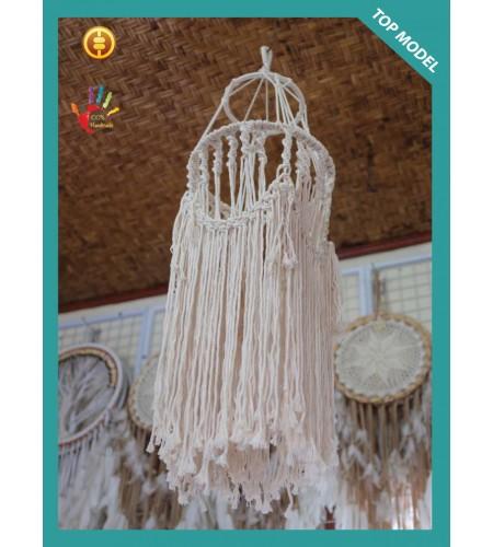 Bali Bohemian Lamp Hanging Macrame Ceiling