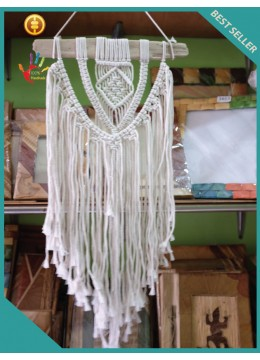 For Sale Model Wall Hanging Macrame Handmade
