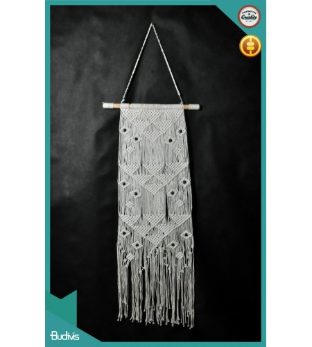 Affordable Wall Hanging Macrame Crocheted