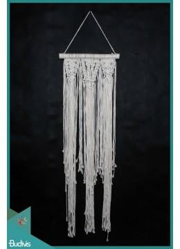 Curtain wall Woven Hanging macrame
