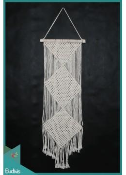 2017 Hot Model Wall Woven Hanging Macrame Handmade