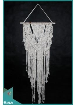 Best Seller Bali Wall Woven Hanging Macrame Handmade