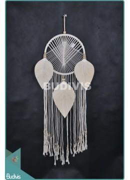 Manufacturer Dream Catcher Wall Hanging Hippie Feather Bohemian Living Room Decor