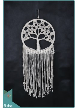 Best Selling Wall Hanging Hippie Tree Macrame Bohemian For The Living Room