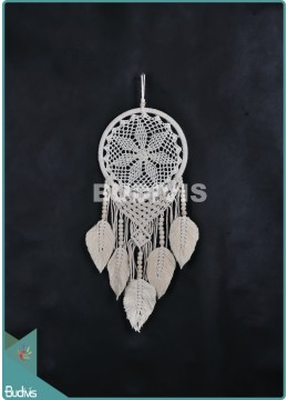 Top Model Dream Catcher Wall Hanging Hippie Five Feather Bohemian Stye In The Handmade Living Room Decor