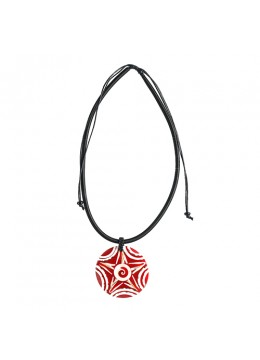 Seashell Resin Pendant Sliding Necklace Cheap