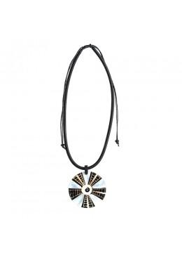 Seashell Resin Pendant Sliding Necklace Best Selling