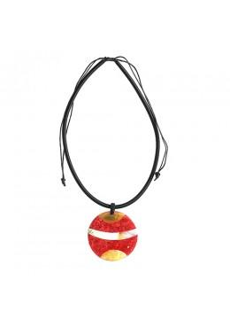 Resin Pendant Seashell Sliding Necklace Chain Direct Artisan