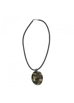From Bali Resin Pendant Seashell Sliding Necklace Chain Direct Artisan