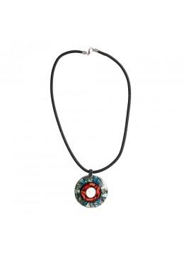 From Bali Resin Pendant Seashell Sliding Necklace Latest