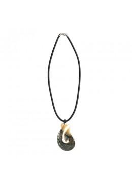 From Bali Resin Pendant Seashell Sliding Necklace Hot Seller