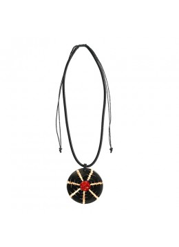 From Bali Resin Pendant Seashell Sliding Necklace Wholesaler