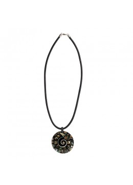 Resin Penden Shell Sliding Necklace Affordable