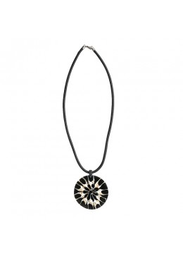 Resin Penden Shell Sliding Necklace Top Selling