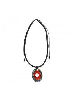 Shell Resin Penden Sliding Necklace  Wholesaler