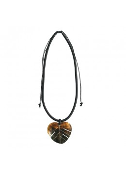 Bali Shell Resin Penden Sliding Necklace Chain Direct Artisan