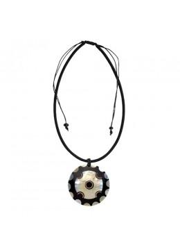 Seashell Resin Pendant Sliding Necklace Top Selling